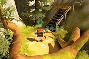 Ludwig der Roboter ist ein von Gamedesigner/innen und 3-D-Künstler/innen konzipiertes Computerlernspiel (ab zwölf Jahren), das über Formen erneuerbarer Energie informiert.
