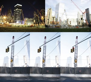 Die permanente Selbsterneuerung New Yorks hat nach dem 11. September 2001 einen Tempowechsel erlebt. (Weitere Fotos von Günther König in einer Ansichtssache)