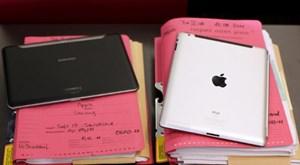 Galaxy Tab 10.1und iPad vor Gericht