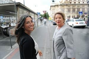 Mir ist es lästig, in Fußgängerzonen vom Rad absteigen zu müssen - Ursula StenzelFür neue Radwege in der City müssen Parkplätze dran glauben - Maria Vassilakou