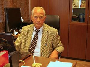 """Helmut Gruber über seine Studenten: """"Ich weiß, ich kann sie nicht halten."""""""