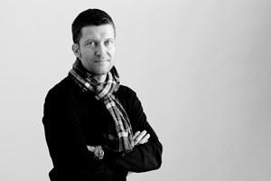 """Designer Kasper Salto und die """"Trusteeship Council Chamber"""" im New Yorker Uno-Hauptquartier, wie sie ab Mitte nächsten Jahres aussehen soll."""