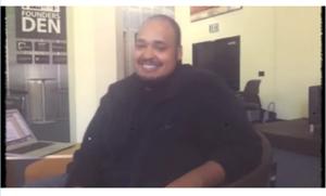 """Socialcam CEO Michael Seibler gefilmt mit Socialcam und """"Live Filter"""""""