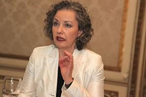 Dwora Stein (56), promovierte Psychologin und Pädagogin, ist seit 2005 Bundesgeschäftsführerin der Gewerkschaft der Privatangestellten.