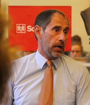 Richard Descoings, Direktor der Sciences Po Paris.