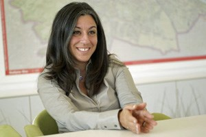 Wiens Vizebürgermeisterin Maria Vassilakou (Grüne) will beim Straßenbau sparen.