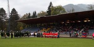 Rund 500 ZuseherInnen folgten bei schlechtem Wetter dem EM-Qualifikationsspiel zwischen Österreich und Armenien