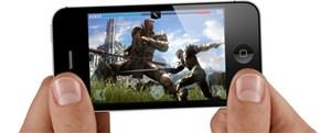 Der Dual-Core-Prozessor ermöglicht aufwändigere Apps und Spiele. Auch die Reaktionszeit wird dadurch verkürzt.