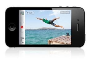 Die Kamera schießt höher aufgelöste Fotos und stellt Farben naturgetreuer dar als das iPhone 4.