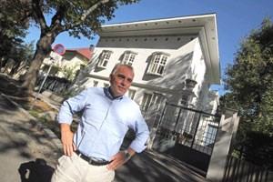 Matthias Peschke vom Cottageverein.
