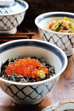 """Der """"don"""", eine Institution auf Japans kulinarischer Landkarte."""