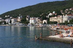 Seit den Anfängen hat sich nicht viel verändert in Opatija.Foto: Vzach/wikipedia.org