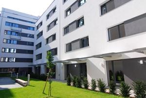 Das OeAD-Gästehaus in der Kandlgasse im 7. Wiener Bezirk.