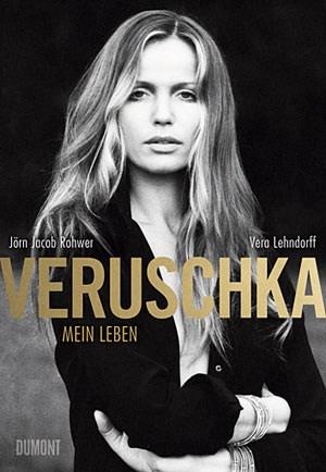 """""""Veruschka. Mein Leben"""". Dumont-Verlag. 328 Seiten. € 24,-"""