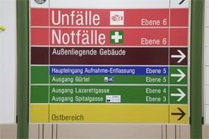 """""""Ab 1.1.2012 will ich bei einem Notfall in der Nacht nicht ins AKH eingeliefert werden"""", sagt Friedrich Doblinski, Arzt am Wiener AKH."""