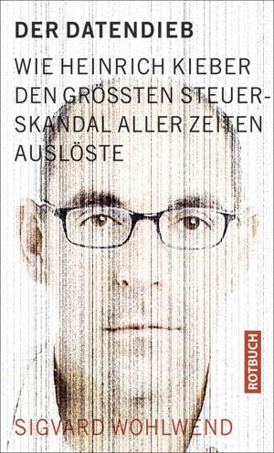 Das Buchcover der im Oktober erschienenen Lebensgeschichte des Betrügers Heinrich Kieber.