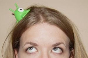 Mit einem 3D-Drucker steht dem Druck der eigenen Brain Slug-Haarspange nichts im Weg.