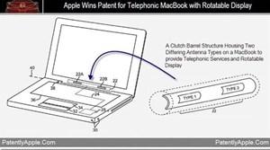 MacBook mit schwenkbarem Touchdisplay und integriertem Mobilfunkmodul könnte 2013 kommen.