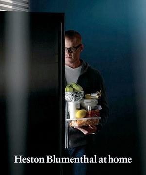 """""""Heston Blumenthal at Home"""", Bloomsbury 2011, 408 S, in englischer Sprache, € 45,99"""
