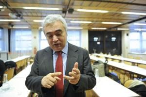Beobachtet einen weltweit stark steigenden Energiebedarf: IEA-Ökonom Fatih Birol.