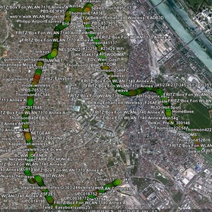 Jedes sechste WLAN in Wien ist nicht oder nur ungenügend gesichert.