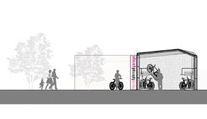 Aber auch für freie Flächen in der Stadt wurden Modelle entwickelt.