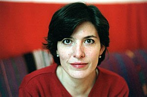 """""""Schwierige Gratwanderung"""": Irene Jancsy."""