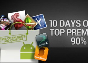 10-Tage-10-Cent-Aktion im Android Market