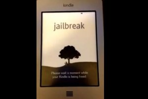 Im Video demonstriert Entwickler Yifan Lu seinen Jailbreak am Kindle Touch.
