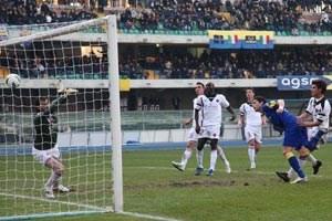 Thomas Pichlmann macht in Italien das, was ein Stürmer tun muss: Tore schießen.