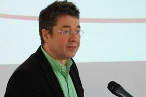 """Projekt-Koordinator Christian Perl: """"Wohnen ist eine Grundvoraussetzung für Integration und sozialen Frieden."""""""