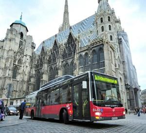 Es wird auch weiterhin möglich sein, die Innere Stadt mit Bussen zu durchqueren.