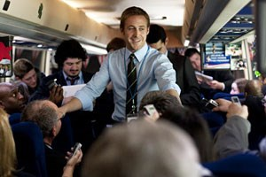 Im Banne  der Kampagne:  Ryan Gosling als Polit-Berater Stephen Meyers 