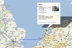 Mordor liegt in den Niederlanden.