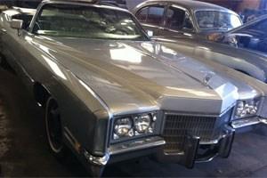 Das Car Sharing mit Autos der gehobenen Preisklasse wie diesem1971 Cadillac Eldorado  erwies sich für das US-Unternehmen HiGear als zu riskant.