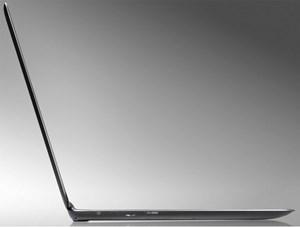 Mit 15 mm das flachste 13,3-Zoll-Ultrabook.