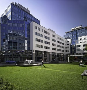 """Das Budapester """"City Gate"""" ist eines von neun Büroobjekten der CA Immo in der ungarischen Hauptstadt."""