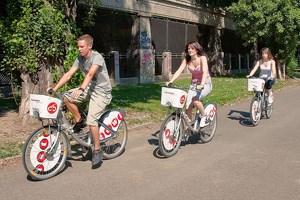 Im Sommer am Donaukanal radeln, oder in Ljubljana... In mehr als 60 Städten weltweit hat sich das Citybike Wien-System durchgesetzt.