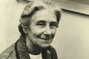 Berta Karlik war Physikerin und die erste Professorin der Uni Wien.