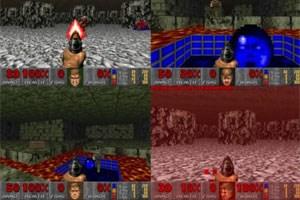 """Klassiker """"Doom"""" nun auch in deutscher Version für Xbox 360."""