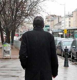 Der Patriot legt viel Wert auf seine Anonymität.