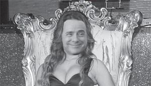 Das ist Silvia Balkoni.