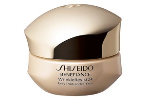 Shiseido Benefiance Wrinkle resist24 Eye ab März (61 Euro)