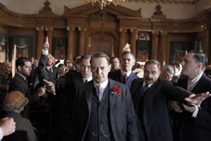 "Nucky Thompson (Steve Buscemi) in ""Boardwalk Empire""."