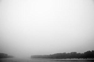 Nebel über dem Strom: Auf den Reiz, den die winterliche Donau bei Hainburg verströmt, muss man sich erst einlassen. Dann aber ist man verzaubert.