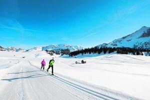 Rund um Obertilliach im idyllischen Hochpustertal finden Profi- wie Amateursportler perfekte Bedingungen vor. Sportler schätzen überdies den Trainingseffekt auf 1450 Metern Seehöhe.