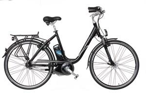 """Das """"Kraftwerk"""" 8G E-Bike 28 Zoll ist die moderne Interpretation des Waffenrades. Das E-Bike überzeugt durch kraftvolle Trittunterstützung und Reichweite."""