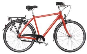 Rubin H Cityrad Herren 28 Zoll: Der moderne Klassiker eines Puch-Freizeit-Rades in Rubinrot ist ein Fahrrad zum Einstiegspreis mit qualitätsvollen Komponenten und stabilem, leichtem Aluminiumrahmen in bester Puch-Tradition.