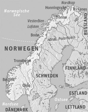 Anreise: Am schönsten ist die Anreise mit dem Hurtigruten-Postschiff, das Stamsund und Svolvær täglich anläuft.www.visitnorway.com