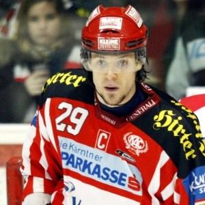 Österreichs erster NHL-Torschütze, Christoph Brandner, steht im letzten Jahr seiner Karriere beim KAC plötzlich am Abstellgleis.
